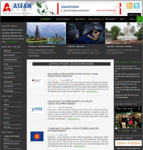 Startseite von aseantoda.info