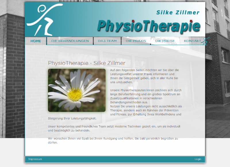 Physiotherapie-Zillmer